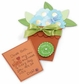 Sizzix Bigz Big Shot Pro Die - Flower Pot W/Flowers-Leaf Card & Pocket