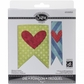 Sizzix Bigz Die - Banners & Hearts