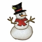 Sizzix Bigz Die By Tim Holtz - Assembly Snowman