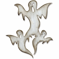 Sizzix Bigz Die By Tim Holtz - Ghosts