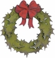 Sizzix Bigz Die by Tim Holtz - Holiday Wreath