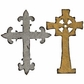 Sizzix Bigz Die by Tim Holtz - Ornate Crosses
