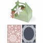 Sizzix Bigz XL Dies - Nordic Holiday Carry Box Let It Snow