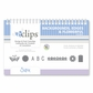 Sizzix eclips Cartridge - Backgrounds, Edges & Flowerful Alphabet