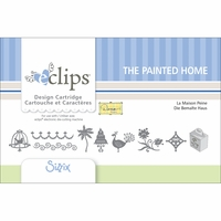 Sizzix eclips Cartridge - The Painted Home