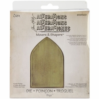 Sizzix Movers & Shapers Base Die by Tim Holtz® - Arch Frame