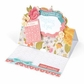Sizzix Movers & Shapers XL Base Die - Card, Fancy Label Stand-Ups