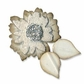 Sizzix Originals Die - Flower Layers With Leaf #2