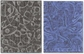 Sizzix Texture Fades Embossing Folders By Tim Holtz - Retro Cirque