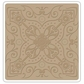"Sizzix Textured Impressions 6""x6"" Embossing Folder - Icon Scrollwork By Vintaj"