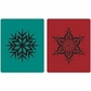 Sizzix Textured Impressions Embossing Folders - Hero Arts Snowflakes