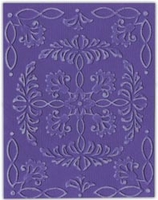 Sizzix Textured Impressions Embossing Folders - Ornate Flowers & Frame