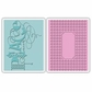 Sizzix Textured Impressions Embossing Folders - Peace