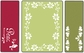 Sizzix Textured Impressions Embossing Folders - Peace Poinsettia