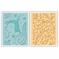 Sizzix Textured Impressions Embossing Folders - Starry Night