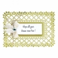 Sizzix Thinlits Die - Garden Lattice Frame