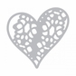 Sizzix Thinlits Die - Laced w/Love Doily