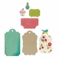 Sizzix Thinlits Dies - Gift Tags