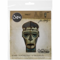 Sizzix Thinlits Dies By Tim Holtz - Monster