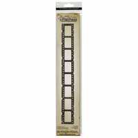 Sizzix Sizzlits Decorative Strip Die By Tim Holtz® - Filmstrip Frames