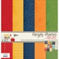 "Smarty Pants Simple Basics Paper Kit 12""x12"""