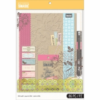 SMASH Folio Bundle - Pink