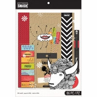 SMASH Folio Bundle - Red