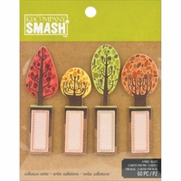 SMASH Trees Sticky Note Pad