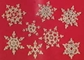 Snowflakes Using 3/8 Paper Quilling Kit