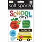 Soft Spoken Themed Embellishments - Ellen School Days Worm