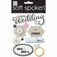 Soft Spoken Themed Embellishments - Everlasting Love