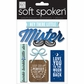 Soft Spoken Themed Embellishments - Hey There Mister