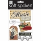 Soft Spoken Themed Embellishments - Music