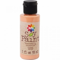 Soy Paint - Coral