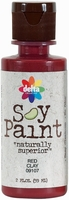 Soy Paint - Red Clay