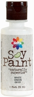 Soy Paint - White Onion