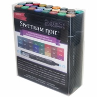 Spectrum Noir Alcohol Marker Set - Darks*
