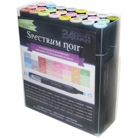Spectrum Noir Alcohol Marker Set - Lights*