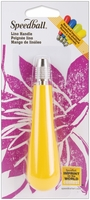 Speedball Lino Handle - Yellow
