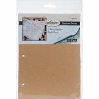 Spellbinders Binder Refill Pages