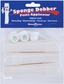 Sponge Dobber Paint Applicators 3/Pkg