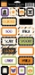 Spooky & Kooky Cardstock Stickers - Tickets