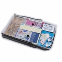 Totally-Tiffany Stamp, Store & Go Bag - Double Sided