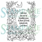 Stampavie Penny Johnson Clear Stamp - Intertwined