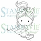 Stampavie Penny Johnson Clear Stamp - Little Sister