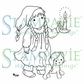 Stampavie Penny Johnson Clear Stamp - Winter's Night