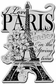 Stampendous Cling Rubber Stamp - I Love Paris