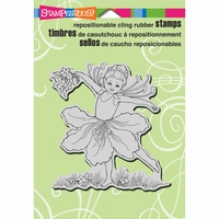 Stampendous Cling Stamps