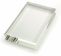 Stampendous Perfectly Clear Stamp Block - Small Rectangle
