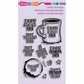 Stampendous Perfectly Clear Stamps - Coffee Mug